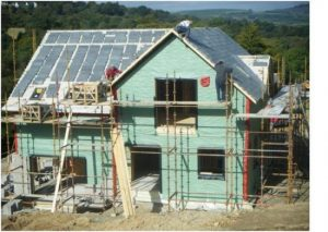 Timber Frame Home anywhere in Ireland Image